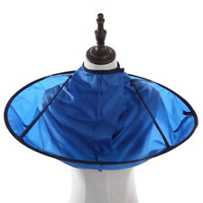 DIY Hair Cutting Cape Hair Catcher for Hair Salon and Home Stylists Using