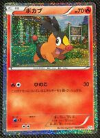 Tepig #004/009 Aluminium Holo  Collectio Pokemon Card Japanese Very Rare