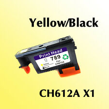 For hp789 Yellow/Black printhead L25500 CH612A print head for hp 789 789KY