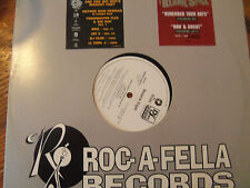 "Beanie Sigel ""Raw & Uncut"" feat. Jay-Z / ""Remember Them Days"" feat Eve Vinyl LP"