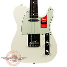 Brand New Fender American Professional Telecaster Rosewood in Olympic White Demo