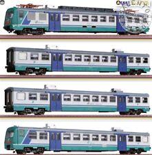 OS.KAR 2071 elettromotrice FS Ale 642 regionale Trenitalia da 4 elementi ep. VI