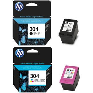 Cartuccia HP 304 nero e colore dual pack originale