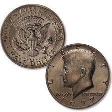 """1998-P AU Kennedy Half Dollar Roll /""""Opened/"""""""