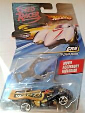 hotwheels  speed racer grx with spearhooks