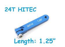 "1pc 1.25"" 24T Heavy Duty Aluminum Hitec Servo Arm, US Seller TH007-03805"