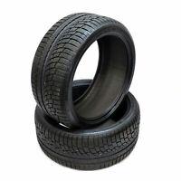 2x Winterreifen Reifen Winter 255/35R19 96V XL Nokian WR A4 DOT0216 mit 7mm