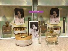 Natalie Wood Natalie Perfume Gift Set $125 Perfume, Body Cream, & Purse spray