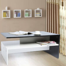 Side Coffee Table Tray Sofa Couch Room Console Stand End TV Stand Living Room