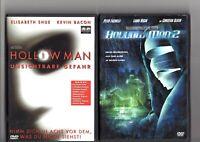 Hollow Man / Hollow Man 2 (2010) 2-DVDs DVD