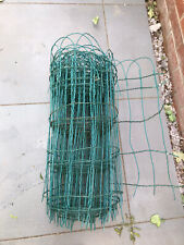 Blooma PVC Coated Steel Wire Garden Fencing