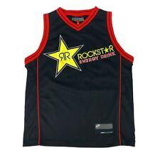 New listing Rockstar Energy Tank Top Women's Size M Sleeveless Quick Dry Shirt Extreme Sport