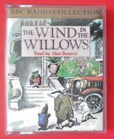 WIND IN WILLOWS KENNETH GRAHAME READ BY ALAN BENNETT 2 AUDIO CASSETTE TAPES 1989