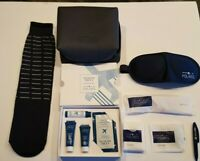 2019 UNITED AIRLINES Polaris Business Class Amenity Kit Sunday Riley SHIPS FREE
