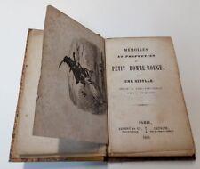 Eugène Bareste - Prophéties du petit homme rouge - 1843 Rarissime !