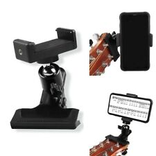 Guitar Head Mobile Phone Holder Clip For iPhone Samsung Gift Ideas 1pc
