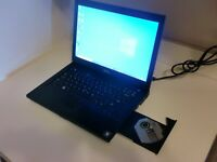 Dell Latitude E6410 14.1'' Laptop Core i5 2.53GHz 6GB WiFI 250GB HDD Win10/2016
