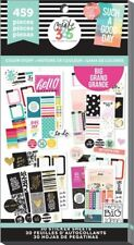 Create 365 The Happy Planner mamBi Value Pack Stickers COLOR STORY BIG PPSV-13