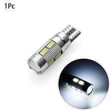T10 White 5630 LED 194 W5W 10 SMD Canbus Error Free Car Side Wedge Light Bulb