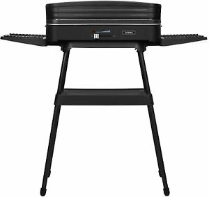 Tower Electric Indoor and Outdoor Party BBQ Grill with Easy Clean Non- Stick Coa