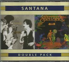 SANTANA  -  INNER SECRETS / AMIGOS.   /   2 CD  FAT BOX SET.  ( CARLOS SANTANA )