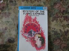 Hardy Boys The Mystery of the Flying Express 20 Franklin W Dixon Flashlight ed