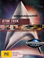 STAR TREK IX 9 - INSURRECTION - REMASTERED Sci-Fi Film DVD (NEW SEALED) Region 4