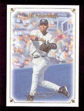 DEREK JETER 2007 UD Masterpieces #30 Yankees (H)