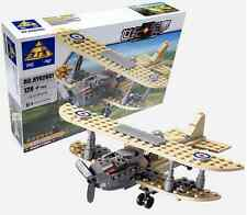 Military Army Sopwith F-1 Camel Fighter Helicopter  British Royal Air Force Toys