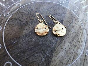 Jeep Earrings Custom Handmade 10k Gold Plated Jewelry