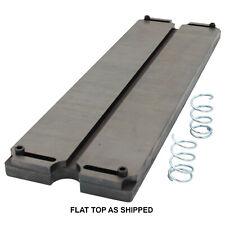 """Swag Off Road """"Flat Top"""" Adjustable Bottom V Die For 20 Ton Press Brake Kits"""