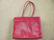 Targus RED Ladies Computer Tote Office in a Laptop Bag
