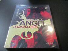 "COFFRET BLU-RAY + DVD NEUF ""ANGEL TERMINATORS"" film Chinois de Wai LIT"