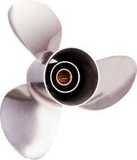 SOLAS Propeller Edelstahl 11 1/8 x 14 für Tohatsu 35; 40; 50 & 55 PS