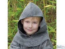 Cotte de maille, déguisement chevalier, knight coast mesh, Ritter Kettenhaube