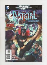 Batgirl #11 - Knightfall! New 52! - (Grade 9.2) 2012