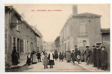 SUIPPES Marne CPA 51 Trés bell animation rue Jean Baptiste Martin