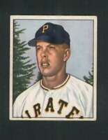 1950 Bowman #202 Cliff Chambers EX/EX+ RC Rookie Pirates 102518