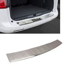 PROTECTION PARECHOC ARRIERE INOX CHROME RENAULT CLIO 3 ESTATE 01/2008 à 12/2012