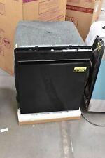 """Ge Gdt225Sglbb 24"""" Black Fully Integrated Dishwasher Nob #113854"""