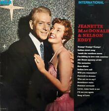 Jeanette MacDonald And Nelson Eddy Vinyl LP.1970 RCA INTS 1078.Indian Love Call+