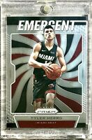 2019-20 Panini Prizm Tyler Herro Rookie Card RC Miami Heat 🔥🔥