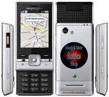 Sony Ericsson T715 Silver (Ohne Simlock) 3G 4BAND 3,2 MP RADIO NEUWERTIG OVP