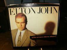 Elton John 45 & P/S VG++ 1984 Geffen LBL / Pop / Rock & Roll ? British Pop /