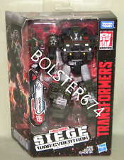 HOUND Transformers SIEGE WAR FOR CYBERTRON Deluxe Class 2018