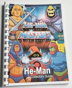 100% Unofficial He-Man / MOTU Collectors Guide