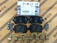 Genuine Volkswagen Passat/Tiguan/Sharan Rear Brake Pads (3AA698451)