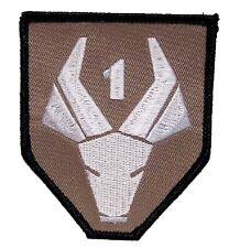 District 9 - Nine Movie Logo - Patch - Uniform Aufnäher - neu zum Aufbügeln