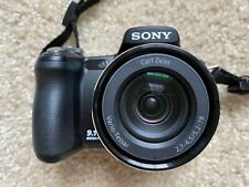 Sony Cyber-shot DSC-H50 9.1MP Digital Camera - Black - Chinese version