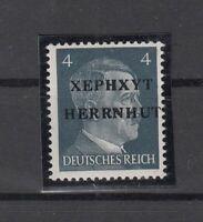 BY7025/ GERMANY – RUSSIAN ZONE – HERRNHUT – MI # 3 MINT MH